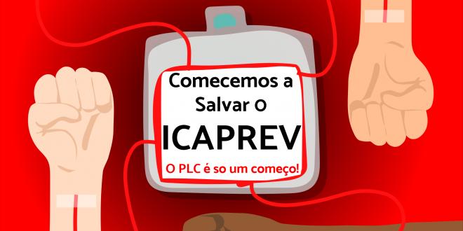 Negacionismo: justificativa para negligenciar melhoria da saúde financeira do Icaprev.