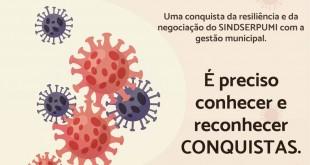 COVID-19: BONIFICAÇÃO A MAIS DE 300 SERVIDORES
