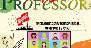 FELICITAÇÕES AOS PROFESSORES DE ICAPUÍ