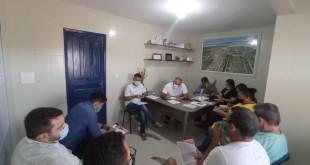 Diretores do SINDSERPUMI tem audiência com o Governo para tratar da Campanha Salarial 2021