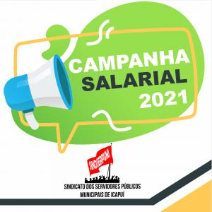 Capanha Salarial 2021