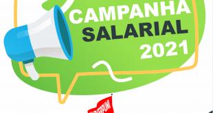 Encaminhamentos da Campanha Salarial 2021. Fique por dentro!